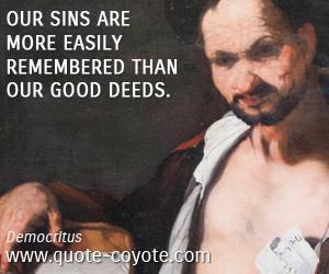 Democritus Quotes Facebook