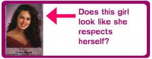 Self-Respect + Self-Esteem