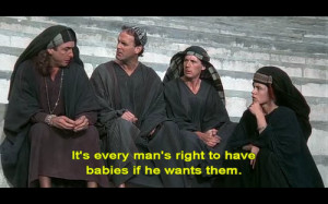 201 Life of Brian quotes
