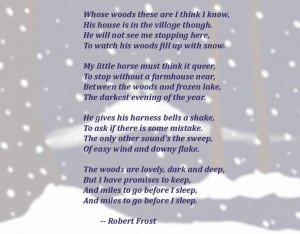 Winter Solstice Poems | This poem is called