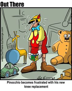 Funny Quotes On Knee Replacement ~ Knee replacement surgery on ...