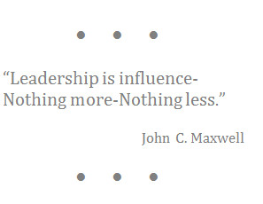 John Maxwell Servant Leadership Quotes