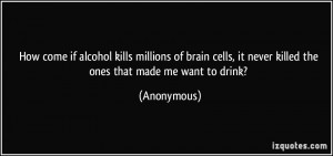 Alcohol Quotes Alcohol quotes
