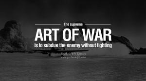 ... valley. sun tzu art of war quotes frases arte da guerra war enemy