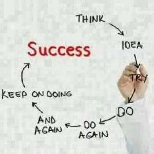 How to be a success #STEM #success