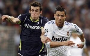 Twin peaks: Gareth Bale and Cristiano Ronaldo could soon be team-mates ...