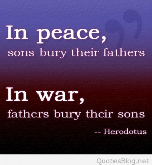 War quotes images 2015