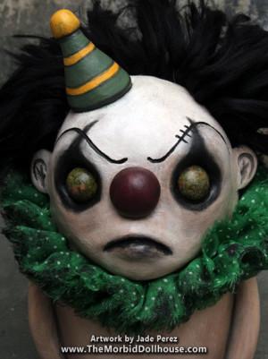 happy birthday clown party