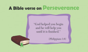 persistence quotes bible quotesgram