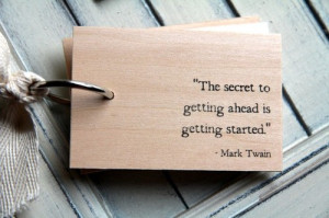 These are some of my favorite inspirational Mark Twain quotes.