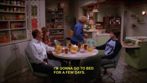 Kitty Forman Helps You Deal With Your Family