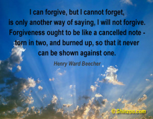 in Forgiveness Quotes , Popular Quotes