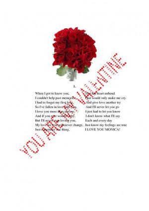 Love Poetry House Poems English Kootation