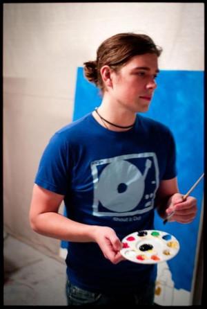 Zac Hanson Painting