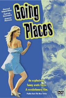 Going Places (1974) Poster