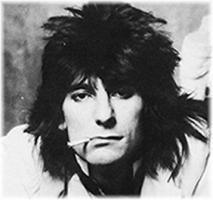 ... ron wood was born at 1947 06 01 and also ron wood is british musician