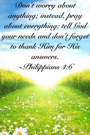 Bible Verses About Worry 006-03