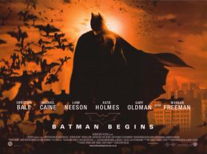Movie Review – BATMAN BEGINS (2005)