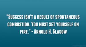arnold h glasow quote