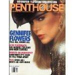 ... Magazine: December 1992 -- Gennifer Flowers Pictorial book cover