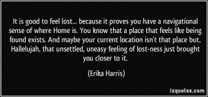 lost quotes being lost quotes being lost quotes i was born lost and ...