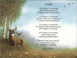 Happy Birthday Grandpa Quotes Poems Happy birthday heaven grandpa