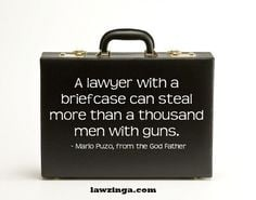 lawyer movie quote from the godfather more don corleone plaque law ...