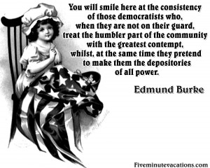 Conservative Quotes Our ideas of conservatism,
