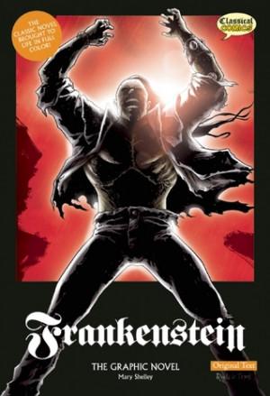 """Start by marking """"Frankenstein The Graphic Novel: Original Text ..."""
