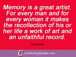 18 Sayings By Andre Maurois