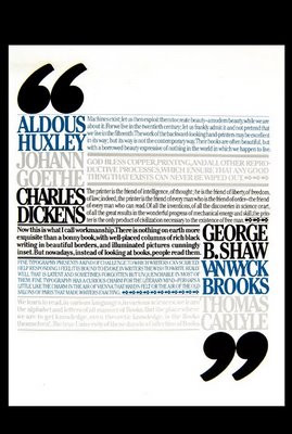 Herb Lubalin – The Clint Eastwood of Typography