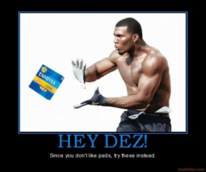 HEY DEZ! - Since you don't like pads, try these instead.