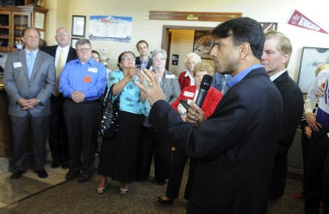 Bobby Jindal called on the Republican Party to