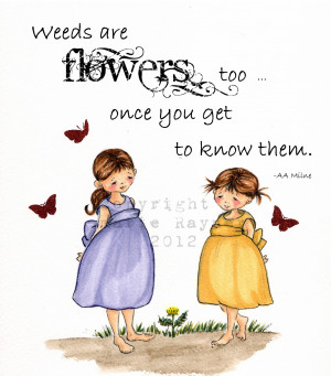 saw this quote by a a milne the other day and immediately thought of ...
