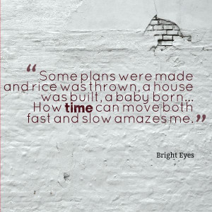 Bright Eyes - Lyrics by Conor Oberst