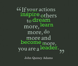 Famous Leadership Quotes Great Leader