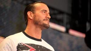 CM Punk - Slicked back Hair:
