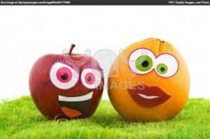 Funny Fruit File Name