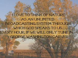 God Nature Quotes Pic #25
