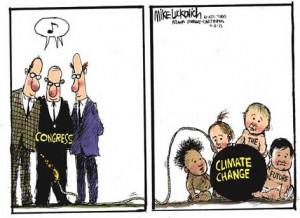 global warming lukovich