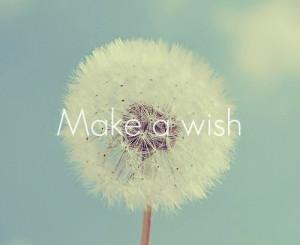 dandelion wish quotes