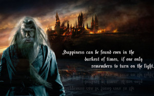 Albus Dumbledore Quotes...