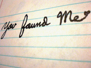 Go Back > Pix For > You Found Me Quotes The Fray