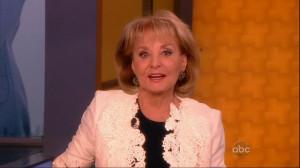 OTRC: Barbara Walters announces 2014 retirement - 5 notable quotes