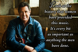 Great Quotes from Country Singers VI: Sturgill, Vince, Joe Nichols