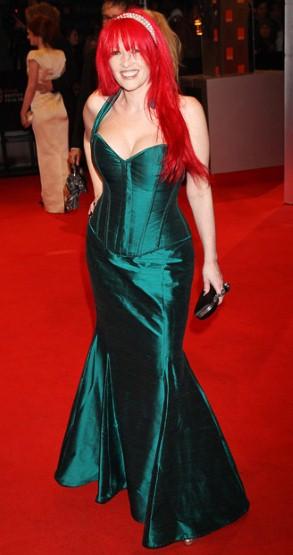 Jane Goldman Hair Red Nude