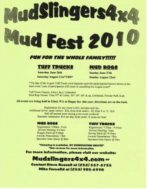 Mud Bogging Quotes And Sayings