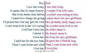 Love Him But He Doesn T Know Quotes