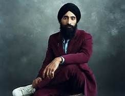 waris ahluwalia. Oh god he is a handsome man