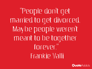 People don 39 t get married to get divorced Maybe people weren 39 t ...